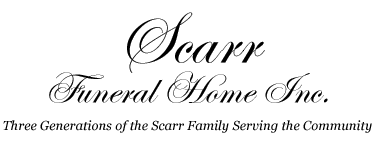 Scarr Funeral Home